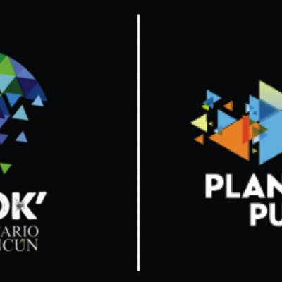 Exhiben presunto plagio del logo ganador que dará identidad al Planetario de Cancún