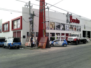 Roban $50 mil de caja fuerte de 'Boxito' en Cancún
