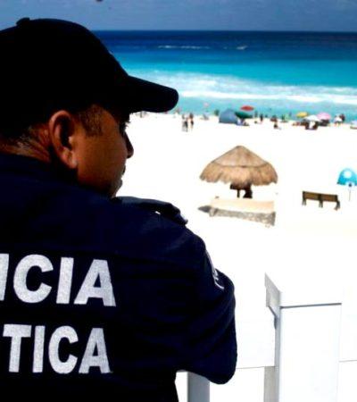 REMEZÓN EN SEGURIDAD PÚBLICA: Sale director de la Policía Turística de Cancún entre acusaciones de corrupción y abuso de poder