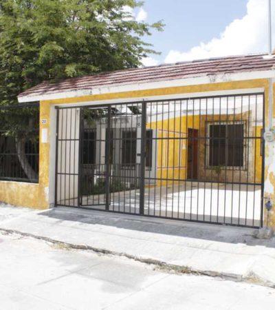 Persiguen policías a sujeto armado y catean 'spa' en la SM 4 de Cancún