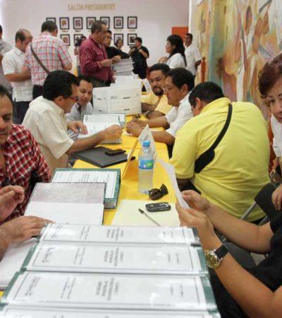 Entregan información de comisiones en proceso de entrega-recepción en BJ