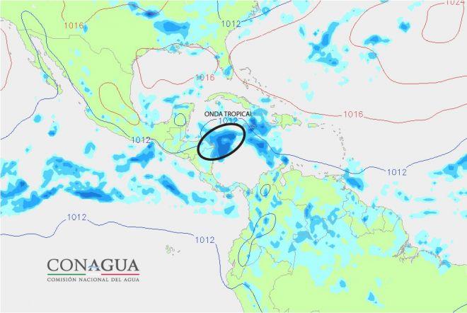 Comienza a partir del 15 de agosto periodo de más ciclones en el Atlántico, advierte la Conagua