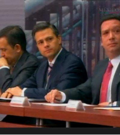 Peña Nieto va por más…: Presentan Estrategia de Suministro de Gas Natural para revertir déficit de 37% en el sector