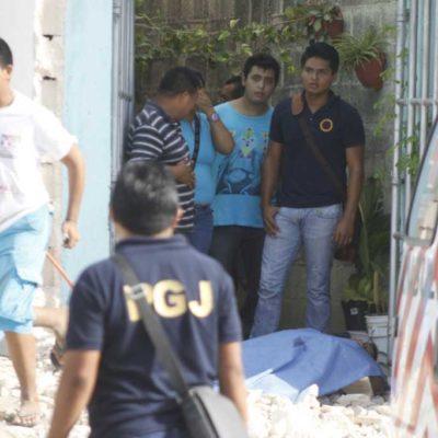 De tres balazos, ejecutan a mando policiaco en la Región 219 de Cancún