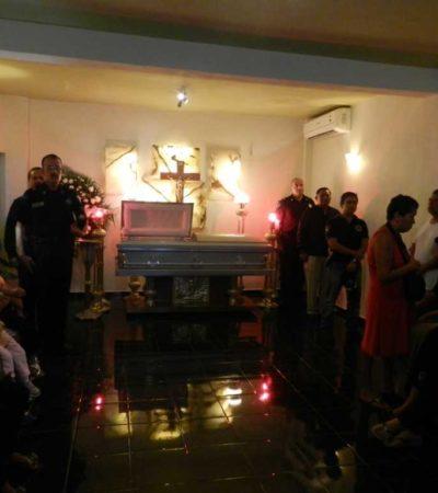 Despiden a comandante de la policía municipal ejecutado en Cancún