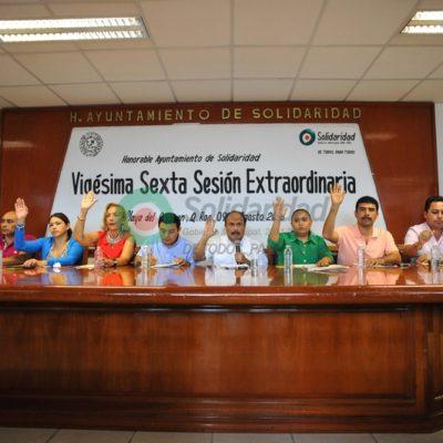 SOLIDARIDAD, ENDEUDADO POR 20 AÑOS: Aprueba Cabildo 'reestructura' de pasivos y nuevos créditos; deuda pública superará los 800 mdp