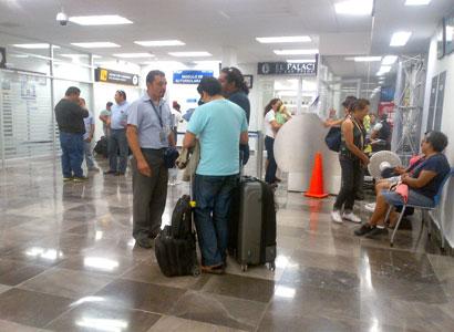 Por segunda ocasión en 3 días, suspenden vuelo nocturno en aeropuerto de Chetumal