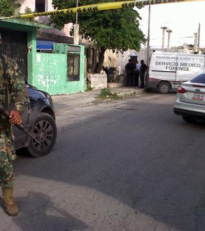 NUEVA EJECUCIÓN EN CANCÚN: Aparece degollado presunto narcomenudista en la SM 64; el quinto crimen en menos de una semana