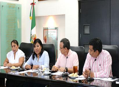 Aprueban en comisiones del Congreso nuevo tabulador de sueldos para funcionarios del Gobierno de QR