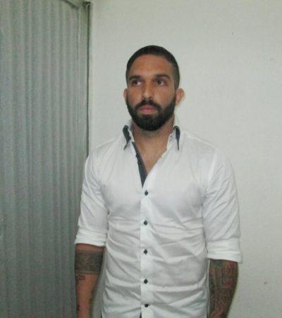Dejan en libertad a Giancarlo Maldonado tras depositar fianza por $700 mil