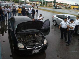 Alarma por fetidos oloros en un auto: encuentran un perro muerto