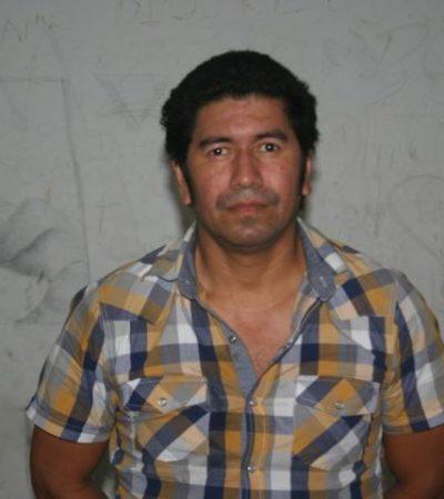 Dan formal prisión a ex fiscal extorsionador del Ayuntamiento de Solidaridad