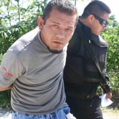 Capturan en Playa del Carmen a extorsionador de 'Los Zetas'