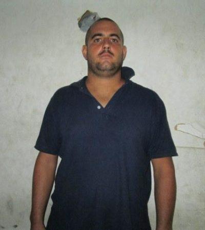 Capturan a cubano y lo relacionan con robo de un cajero automático en Pok Ta Pok
