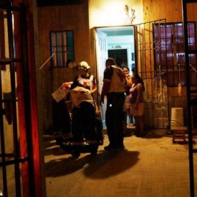 Roban con violencia a un hombre en la Región 259