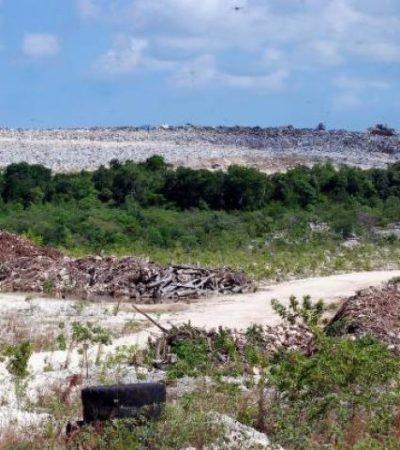 Planea Alcalde vender parcela del viejo relleno sanitario cerca de Villas Otoch