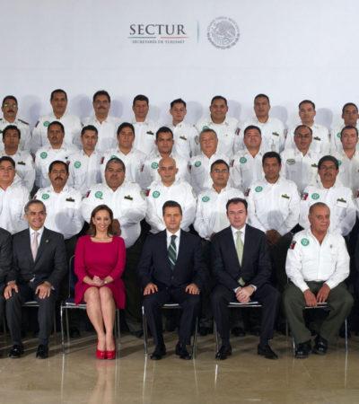Reconfirma Peña Nieto paquete de inversión turística y asegura que México volverá a ser potencia en este sector