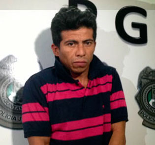 Por golpear a su esposa, recapturan a reo acusado de violación que se fugó hace un mes de la cárcel de Cancún