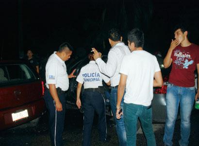 Reportan 'levantón' de un hombre en una fiesta en Chetumal