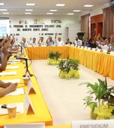 Valida Comité Técnico el nuevo POEL de Benito Juárez y pasa a Cabildo para aprobación