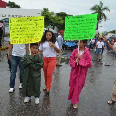 Admite SCJN controversia de EPN contra 4 estados por reforma educativa