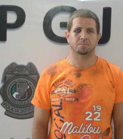 Detienen a cubano por robo en Cancún; era reincidente