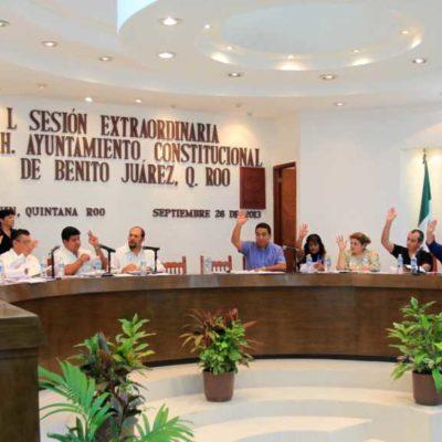 Aprueba Cabildo de Cancún varias reglamentaciones antes de concluir Gobierno