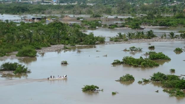 TORMENTAS + NEGLIGENCIA = ¡INFLACIÓN!: Anticipa Secretario de Hacienda que los estragos de las lluvias en el país provocarán alza de precios