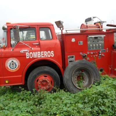 DESMANTELAN A BOMBEROS DE PLAYA: Carros-bomba donados a Solidaridad, a la venta en Mercado Libre
