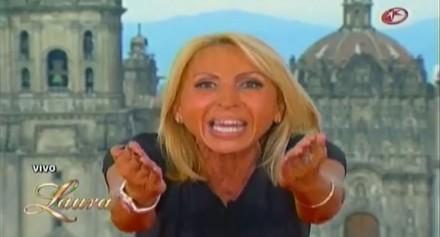 NO AGUANTÓ LA 'CALABAZA': Anuncia Laura Bozzo el cierre de su cuenta de Twitter tras polémica con Aristegui