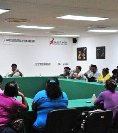 YA HAY DIÁLOGO, NO ACUERDOS: Después de 8 días de estancamiento, reinstalan la mesa de negociación con maestros para resolver conflicto magisterial en QR