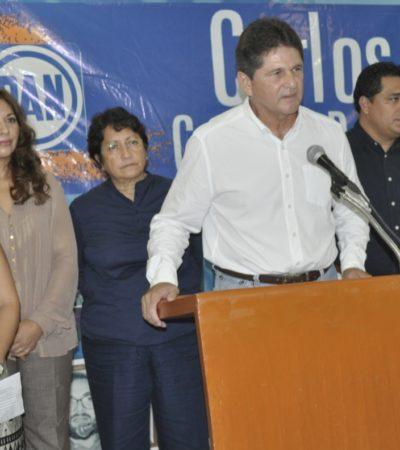Encabezará Sergio Bolio bancada de 3 diputados del PAN en el nuevo Congreso de QR