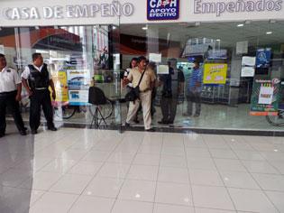Atracan casa de empeño en la Av. Portillo de Cancún y se llevan botín de $600 mil