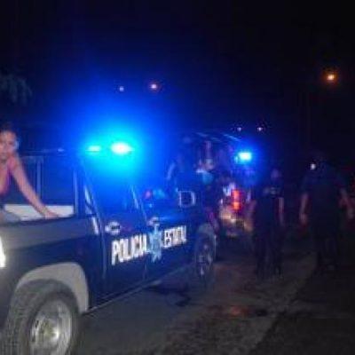 Redada en antros de Cancún deja decenas de detenidos