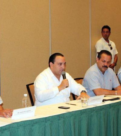 ¡FUERA MÁSCARAS!: Pide Gobernador dejar atrás 'falso debate' y ofrece abierto apoyo al 'Dragon Mart Cancún'