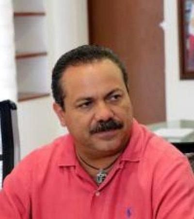 Buscará Alcalde diálogo con maestros para que no 'estrangulen' principales avenidas de Cancún durante marcha