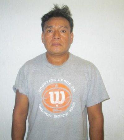 Capturan a albañil por homicidio de una mujer en Isla Mujeres