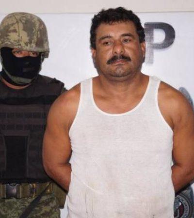 Tras un año en prisión, advierten sobre liberación de peligroso 'pollero'