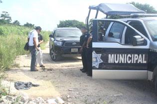 Fuerte movilización policiaca en Playa… ¡por huesos de perro!