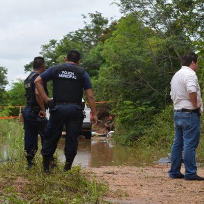 Investigan presunta disputa por dinero en el asesinato a balazos de una pareja en Chetumal