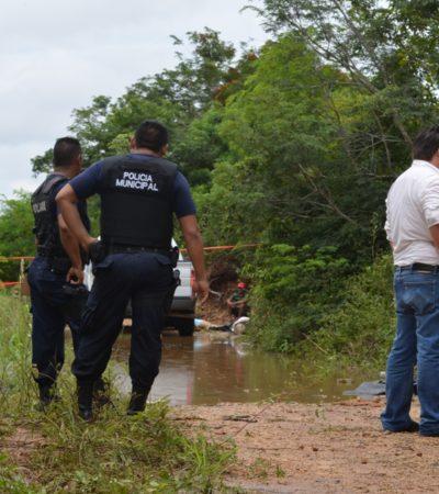 ESTREMECE CRIMEN EN CHETUMAL: A balazos, asesinan a un arquitecto y a su pareja embarazada; hallan cuerpos en 'El Edén'