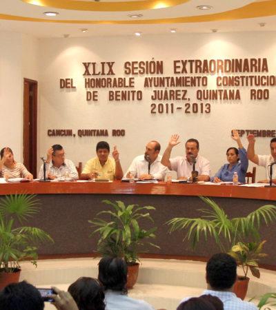 APRUEBAN ALZA AL TRANSPORTE: Autoriza Cabildo incrementar $1 el costo del pasaje en Cancún; cobrarán $7 en zona urbana y $9.50 en Zona Hotelera; avalan nuevo POEL y PDU, ajustes al Presupuesto y el Club de Playa Marlín