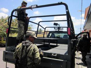 Recalan casi 10 kilos de marihuana en la costa oriental de Cozumel