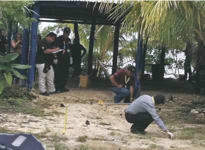 Asesinan a un hombre en la comunidad de Laguna Guerrero, al sur de QR