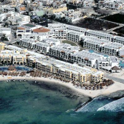 Explosión en tuberías del hotel Royal Porto Real de Playa provoca alarma, pero ningún lesionado