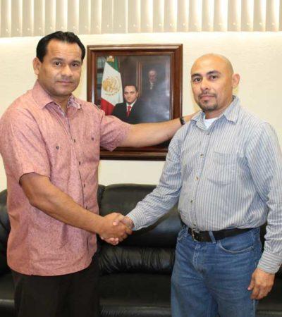 Nombran a Diddier Vázquez como director de la Policía Judicial en el sur y centro de QR