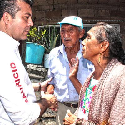 CORTA MAURICIO POR LO MÁS DELGADO: En su primera semana, retira Alcalde apoyos para ancianos en Playa