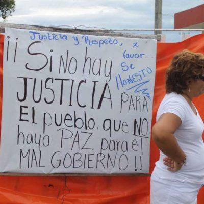 SUSPENSIÓN DE CLASES, OTRA VEZ: Acuerdan maestros retomar el cierre de escuelas en OPB y Bacalar por incumplimiento de acuerdos