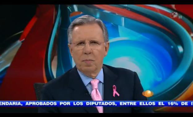 """PIERDE BORGE APOYOS EN TV NACIONAL: Critica López Dóriga desalojo violento en Nicolás Bravo; """"doble error"""", dice en noticiero de Televisa"""