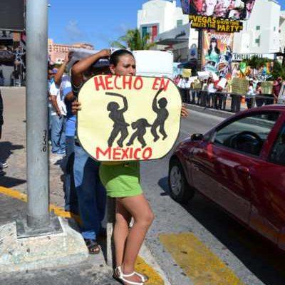 AQUÍ NO HAY COINCIDENCIAS: Cuestionan leyes que criminalizan la protesta social en DF, QR, Puebla y Chiapas
